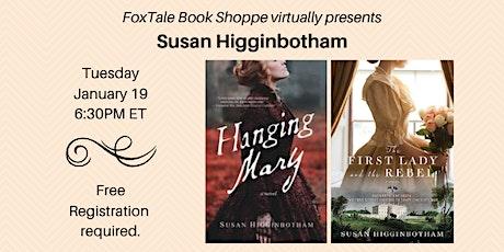 Susan Higginbotham Virtual FoxTale tickets