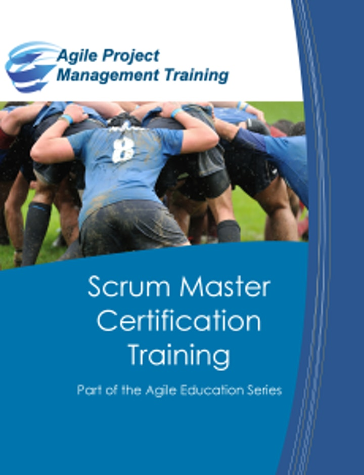 Scrum Master Certification Training - Live Virtual Classroom Training image