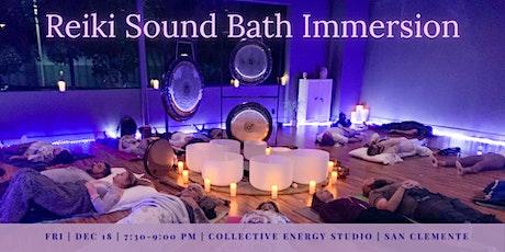 Winter Solstice Reiki Sound Bath (South OC) tickets