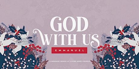 DECEMBER 6 WORSHIP SERVICE tickets