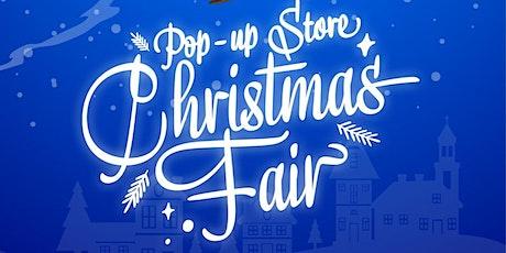 "Kopie van Christmas Fair ""Your Pop-Up Store 4 your Christmas Presents"" tickets"