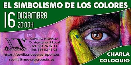 """Charla Coloquio """"El simbolismo de los colores"""" biglietti"""