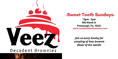 Sweet Tooth Sunday tickets