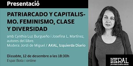 Presentació: 'Patriarcado y capitalismo' / Fira Literal 2020 entradas