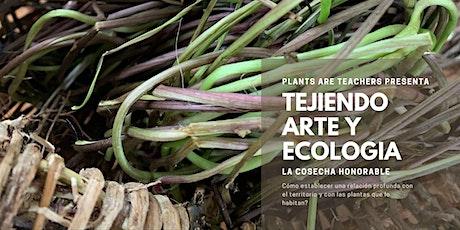 Tejiendo Arte y Ecología, La Cosecha Honorable tickets