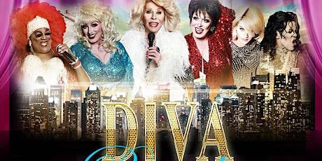 Diva Royale - Drag Queen Dinner & Brunch Philadelphia tickets