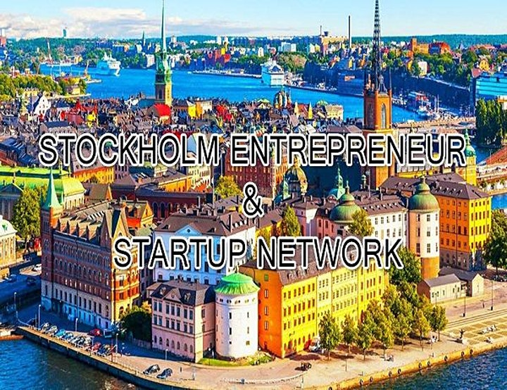 Stockholm's Biggest Business, Tech & Entrepreneur Networking Event image