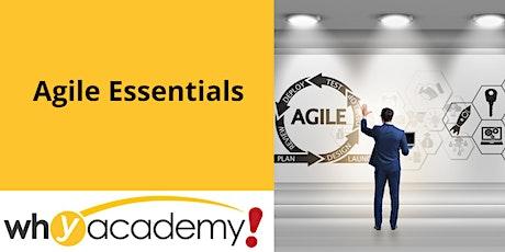 Agile Essentials - HK  tickets