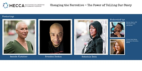 Changing the Narrative - The Power of Telling Our Story tickets