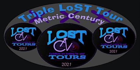 Triple LoST Metric Century Tour in Columbus - Tour 1 of 3 - 28 miles tickets