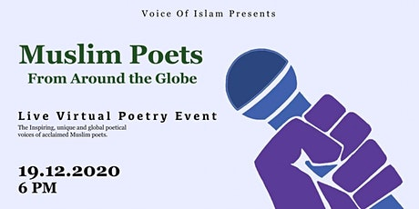 Muslim Poetry tickets