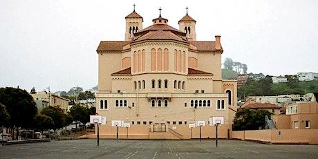 Sunday Vigil Drive-in Mass 4:00pm Saturday tickets
