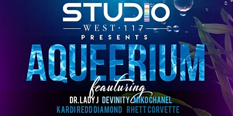 Studio West Presents: AQUEERIUM tickets