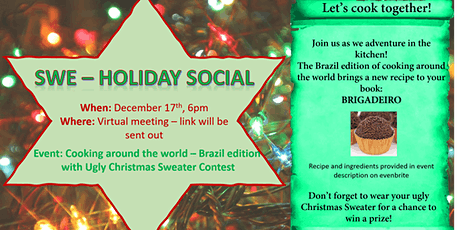 SWE - Holiday Social tickets