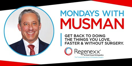 Mondays with Musman tickets