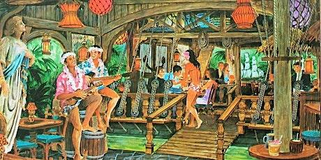 Lost Cargo: Tiki Social Club tickets