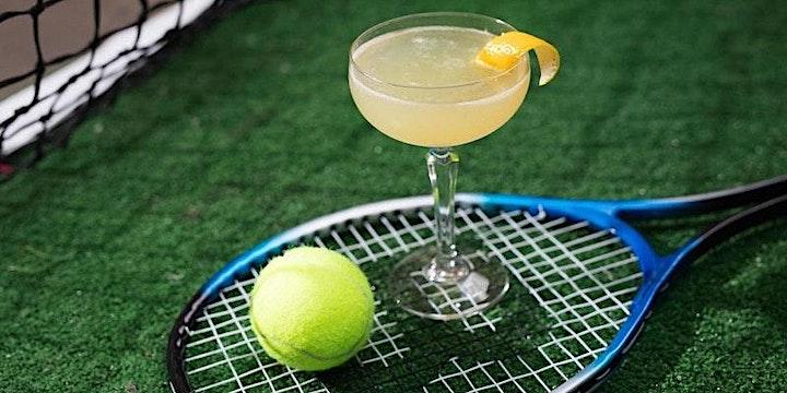 Cause A Racquet   Australian Open Happy Hour image