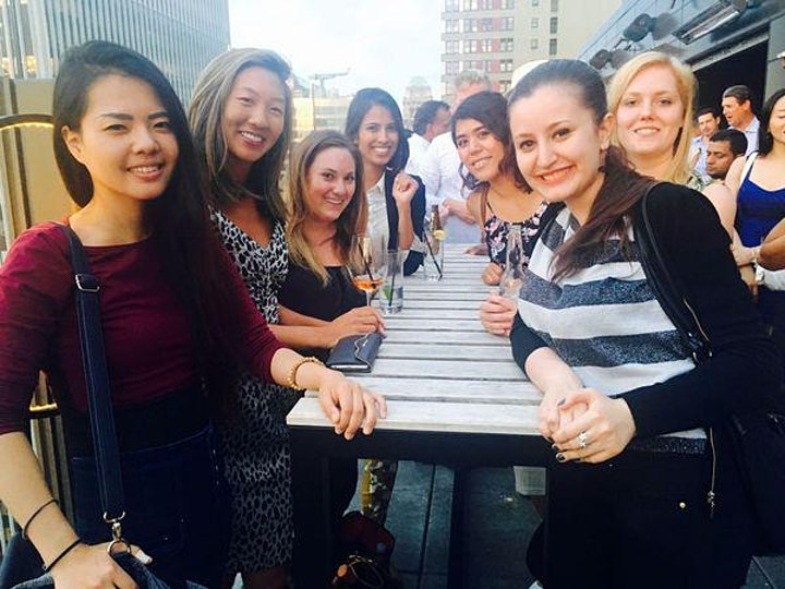 Women ONLY Professional Networking & Sharp Talks @ PhD Rooftop-Downtown image