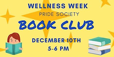 Pride Book club tickets