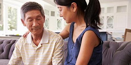 Confident Dementia Caregiver  -Responding to Behavioral Challenges tickets