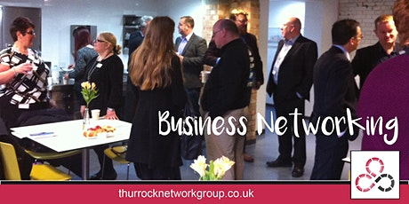 Thurrock Network Group - Business Networking tickets