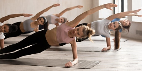 POWER YOGA - IN PERSON (George Place) tickets