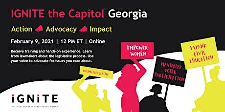 IGNITE the Capitol: Georgia tickets