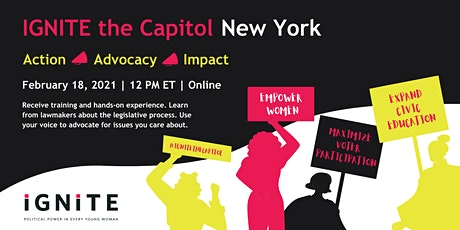 IGNITE the Capitol: New York tickets