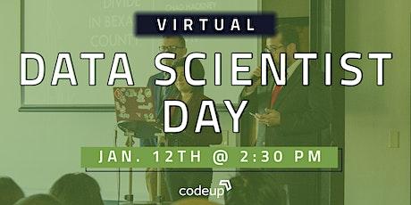 Codeup | Data Scientist Day - Darden Class tickets
