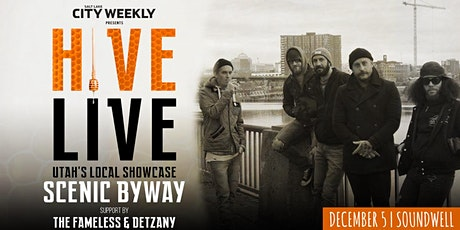 HIVE LIVE ft Scenic Byway & Friends tickets