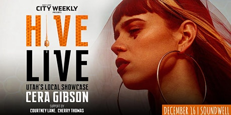 HIVE LIVE ft Cera Gibson & Friends tickets