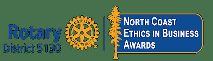 Rotary North Coast Ethics in Business Awards Program image