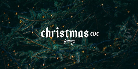 Christmas Eve Family Service: 4pm tickets