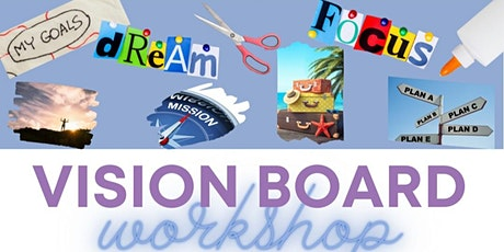 Strong Vision-Virtual Vision Board Party tickets