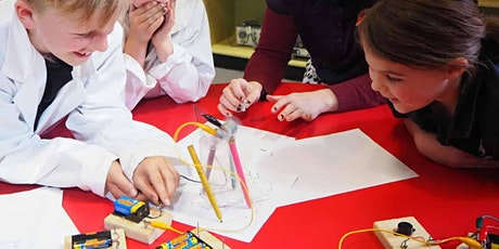 Discovery VCES School Holiday Program - Circuits and Switches tickets