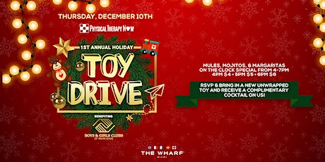 Riverside Holiday Village & Toy Drive, benf. Boys & Girls Clubs of Miami tickets