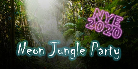 New Year's Eve Neon Jungle Party at Laruche tickets