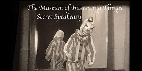 The Museum of Interesting Things Puppetoon Secret Speakeasy tickets