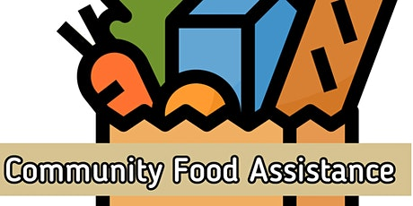 FREE Community Food Assistance!  See Details to reserve Food Bags! tickets