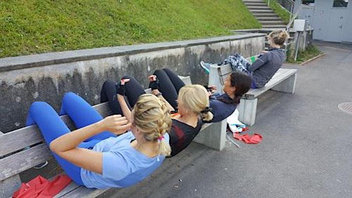 Swiss City Bootcamp mit Samira @Bregenz: Bild