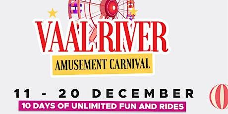 VAAL RIVER AMUSEMENT CARNIVAL tickets