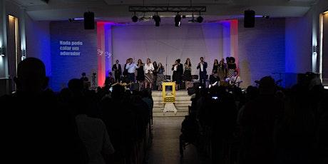 """Culto Auditorio (PRESENCIAL) """"QUE LUGAR É ESSE"""" - Ricardo Pedro Silva ingressos"""