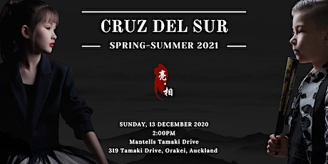 CRUZ DEL SUR  S/S 2021  Fashion Show tickets