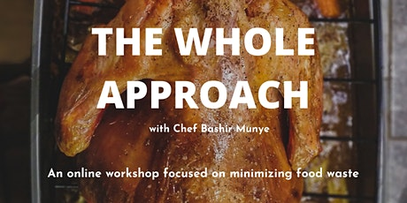 Food Preservation: Whole Approach tickets