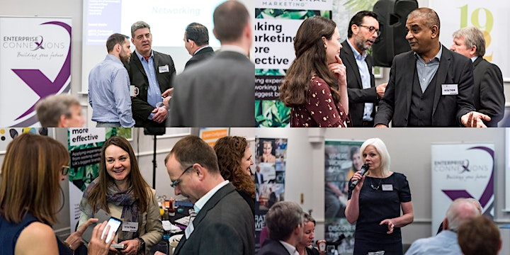 ECX100 Farnham Networking Event image
