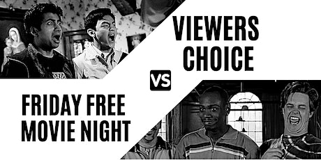 Viewers Choice Friday FREE Outdoor Movie Night tickets