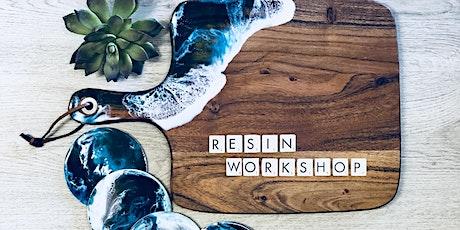 Resin Board Workshop tickets