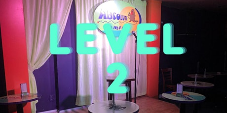 Stand Up Comedy - Level 2 tickets