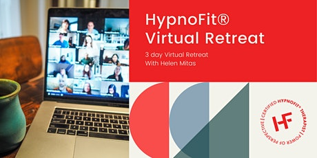 HypnoFit® Virtual Retreat - July 2021 tickets