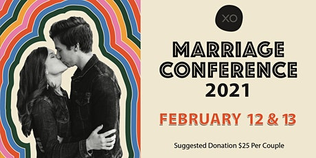 XO Marriage Conference 2021 tickets